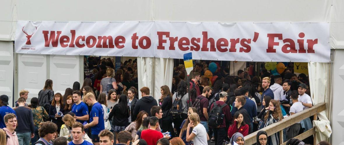 Freshers' Fair - Campus life | MySurrey
